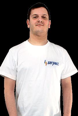 Dido Grigorov - OnSite SEO Expert at Serpact