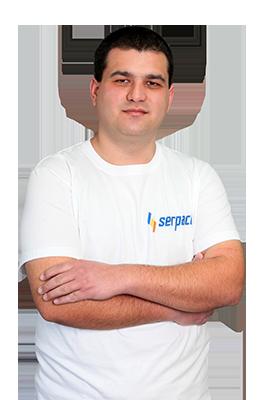 Павел Сарандиев заема позицията на младши OffPage SEO специалист от началото на 2017 година.