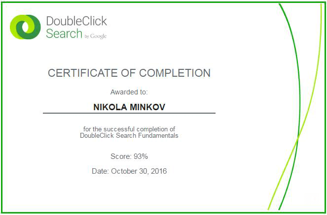 DoubleClick Search Fundamentals