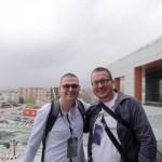 Никола Минков и Борислав Арапчев