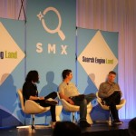 Mariya Moeva и Gary Illyes по време на AMA на SMX West, San Jose, CA, USA