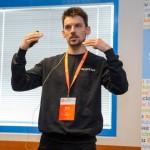 Игор Горбенко изнася лекция
