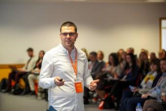 Никола Минков изнесе лекиция на Online Advertizing Conference