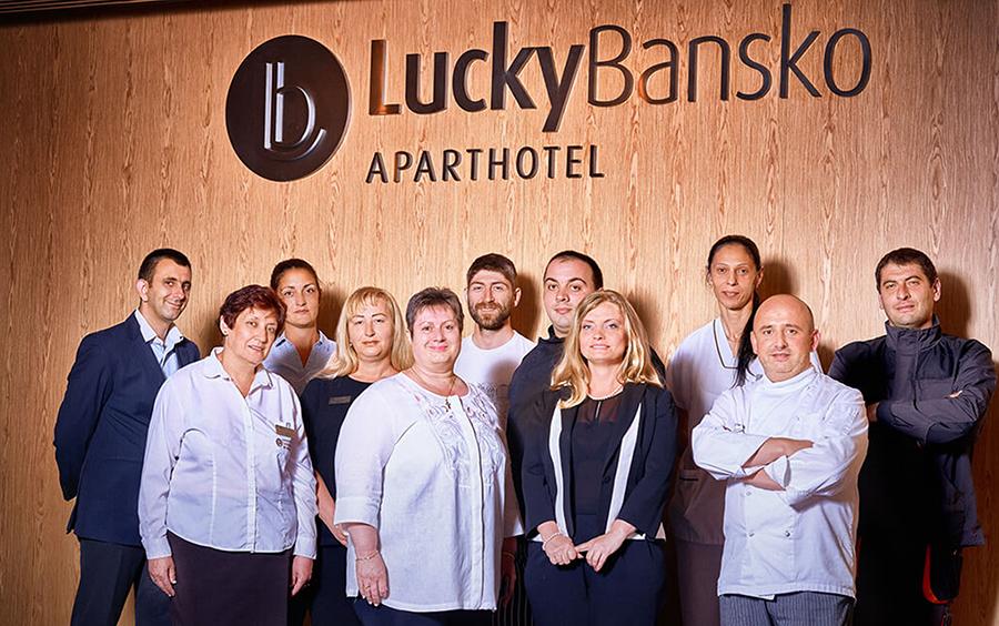 Lucky Bansko Team