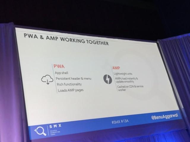 PWA и AMP заедно