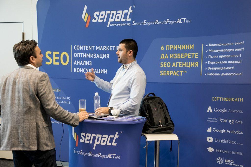 Темата на презентацията на никола Минков на тазгодишния Ecomm congress бешеAMP скорост