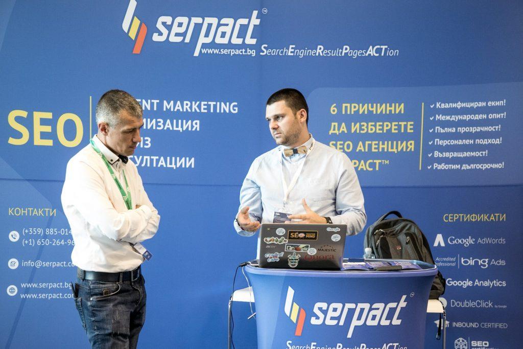 Никола Минков беше лектор на тазгодишния Ecomm congress 2018