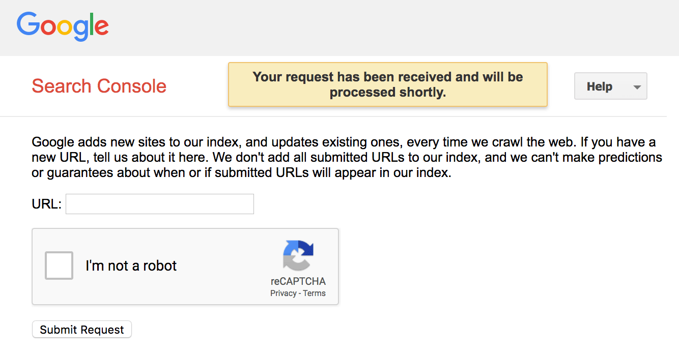 submit to index tool