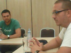 Борислав Арапчев от Идея Студио също благодари на екипа си, който го е последвал в Серпакт.