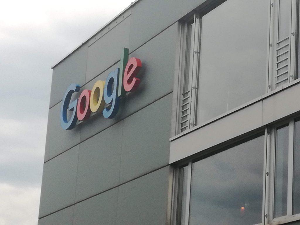 Google Office Zurich