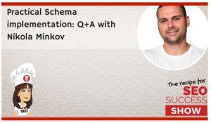 Практическа имплементация на Schema.org - Въпроси и отговори с Никола Минков