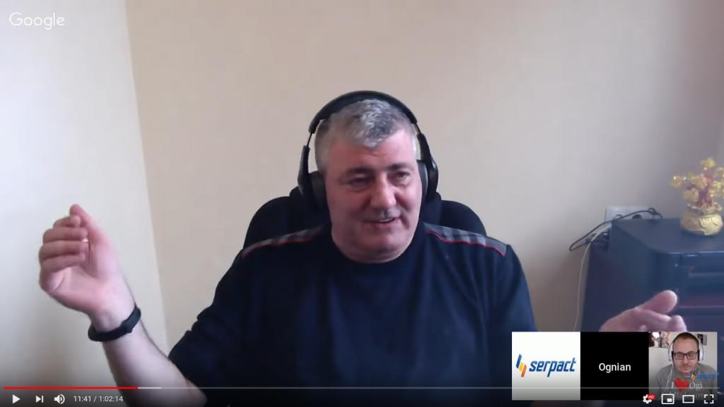 Обзор на Уебинар с бащата на SEO в България / от 2001 година до днес с Огнян Младенов