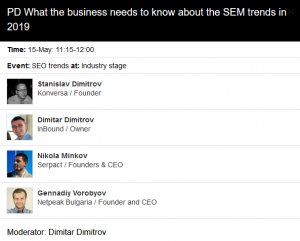 What the business needs to know about the SEM trends in 2019