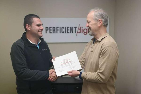 Serpact е единствената сертифицирана SEO Агенция в света от Perficient Digital (Stone Temple)
