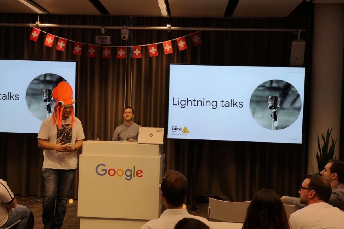 Serpact е единствената българска SEO Агенция с презентация на официално събитие на Google