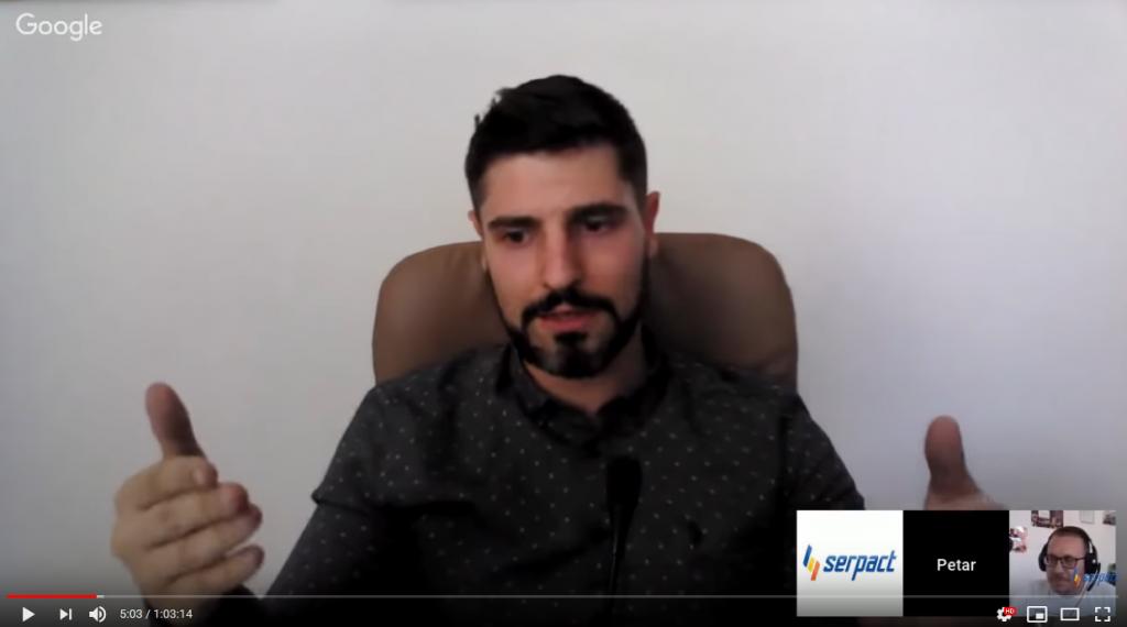 Ефективен маркетинг за онлайн магазини с Петър Дяксов