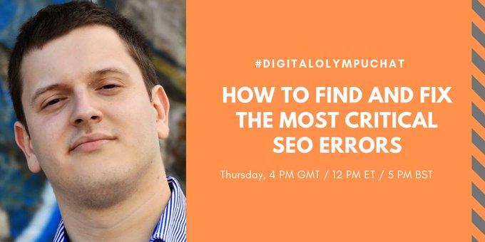 Тази вечер Дидо Григоров ще участва в Туитър чат на Digital Olympus -