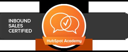 hubspot academy sales certified