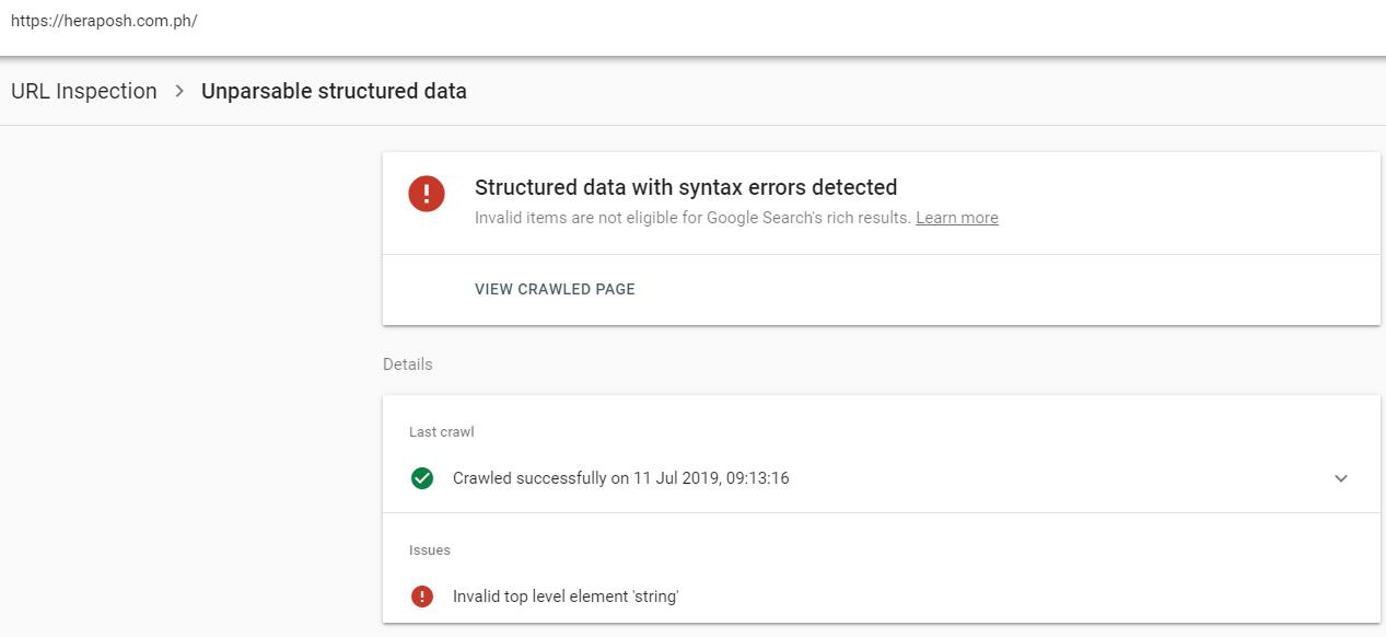 invalid-structured-data