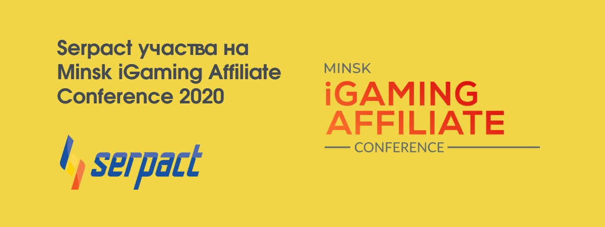 Minsk Igaming Affiliate Conference 2020