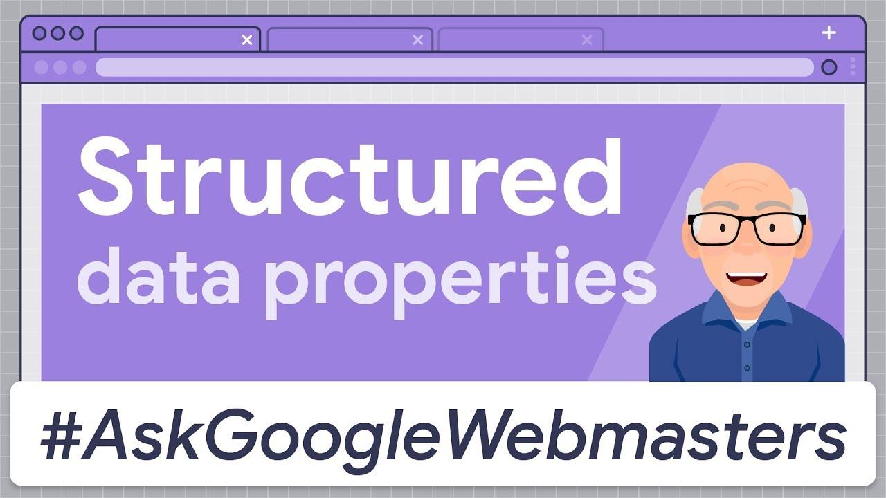 Google Structure Data