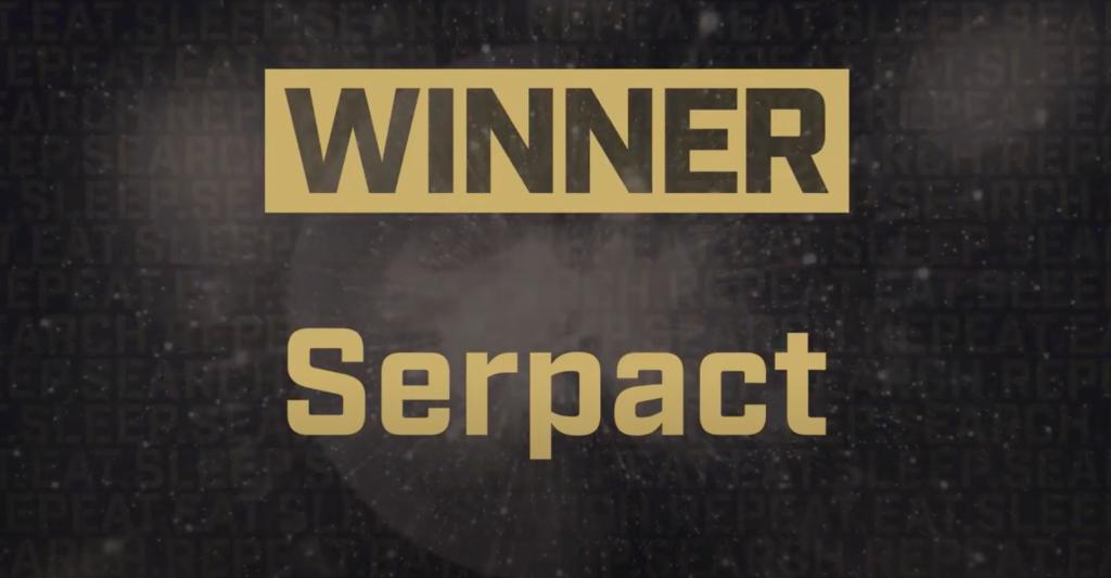 Winner Serpact GSA2020