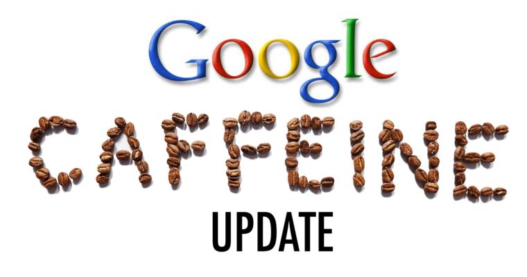 Google Caffeine Update 760x400